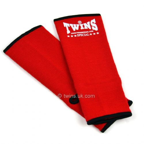 Twins Ankle Supports - Red